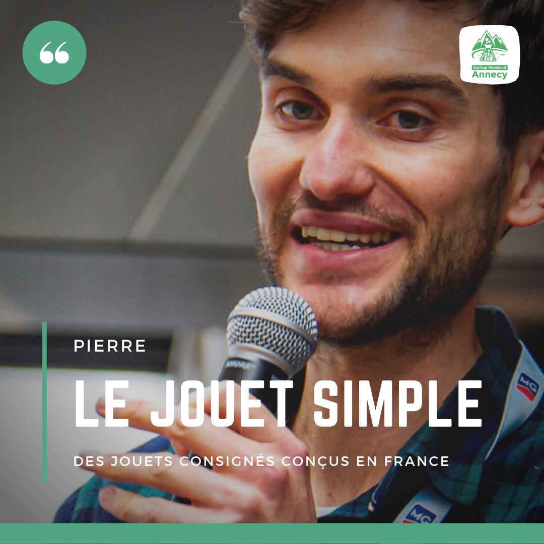 Pierre Le Jouet Simple